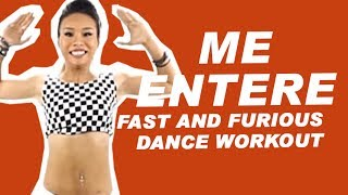 Nonton Me Entere - Daddy Yankee ft.Tito El Bambino | Fast and Furious Zumba Dance Workout for weight loss Film Subtitle Indonesia Streaming Movie Download