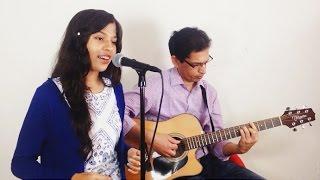Video Na Jiya Lage Na | Acoustic cover by Priya Nandini & her dad Lekh Raj MP3, 3GP, MP4, WEBM, AVI, FLV Juli 2018
