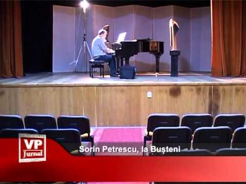 Sorin Petrescu, la Bușteni