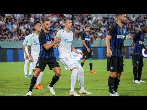 «Интер» — «Зенит»: полный обзор матча
