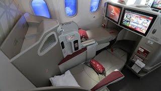 Video Royal Air Maroc B787 Dreamliner Business Class Casablanca to Doha MP3, 3GP, MP4, WEBM, AVI, FLV Juni 2018