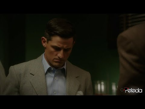 """Agent Carter 2x10 scenes: Sousa and Wilkes """"Why'd you hold the gun on her and not on me?"""""""