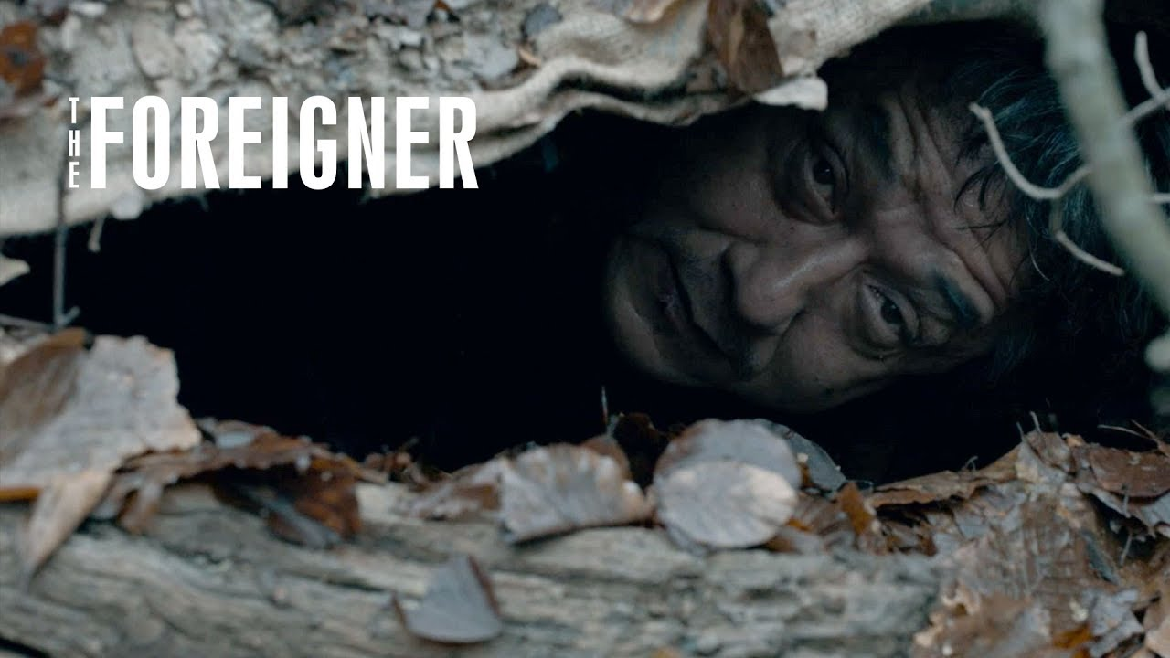 The Legend Returns. Jackie Chan Won't Stop Until They All Pay in 'The Foreigner' (Clip) with Pierce Brosnan
