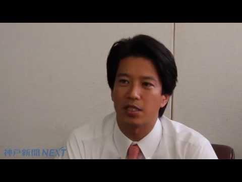 加古川市長に当選 岡田康裕氏が会見