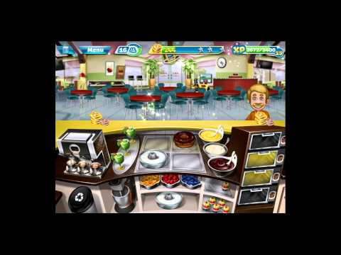 Cooking Fever [iPad Gameplay] Bakery Level 34