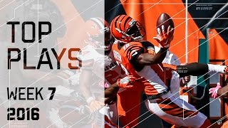 Top Plays (Week 7) | NFL by NFL