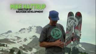 2013 K2 Coomback Ski
