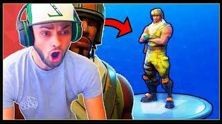 Ali-A GAVE ME AERIAL ASSAULT TROOPER (RAREST SKIN In FORTNITE!) | Fortnite Battle Royale!