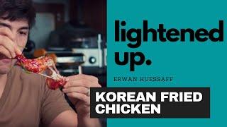 The Secret to Making Healthier Fried Chicken with Erwan Heussaff   Lightened Up by Tastemade