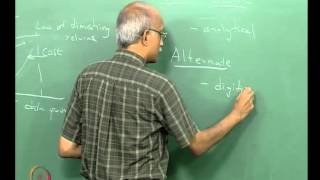 Mod-02 Lec-03 Morphological Characterization: Shape analysis methods
