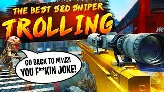Video The Best S&D Trolling Yet - L118A Sniping MP3, 3GP, MP4, WEBM, AVI, FLV Juli 2019
