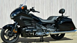 3. SOLD! 2013 Honda Gold Wing F6B Deluxe Bagger 6937 Miles
