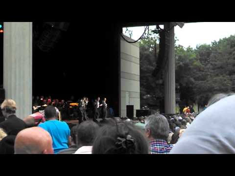 The Four Tops - The Same Old Song (Live) HD