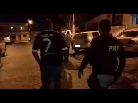 Em Canapi, PRF/AL prende seis acusados de porte ilegal de arma