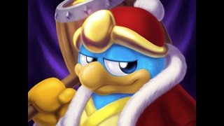 My first montage starring The Great King of Dreamland, Dedede
