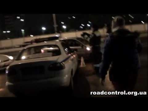 Как ГАИ Киева не давала ДК заехать на парковку