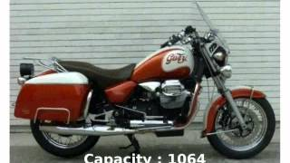 6. Moto Guzzi California Aluminium Features & Specification
