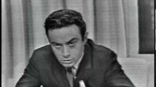 Lenny Bruce's Incisive Ramblings 
