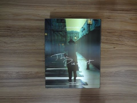 [Blu-Ray] The Pianist - Kimchidvd Exclusive No.14 [KR]