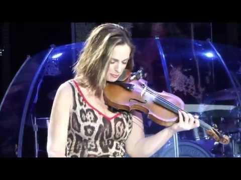 J'ANNA & DON - ROD STEWART BAND - solos - live - AARHUS 05-07-14