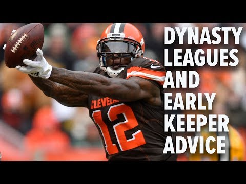 Fantasy Football 2018: Dynasty leagues and offseason keeper strategy | Fantasy Sports Today