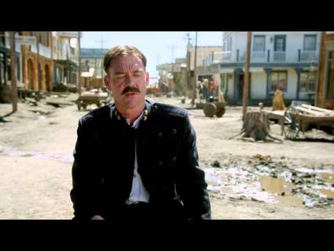 "Klondike: Martin Csokas ""Superintendent Steele"" On Set Interview"