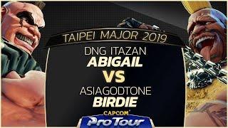 Video DNG Itazan (Abigail) VS  AsiaGodtone (Birdie) - Pools - Taipei Major 2019 - SFV - CPT2019 MP3, 3GP, MP4, WEBM, AVI, FLV Agustus 2019