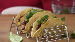 Pork Belly Street Tacos Al Pastor Recipe! by Ballistic BBQ