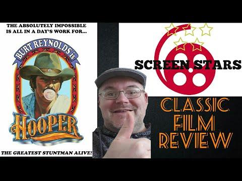 Hooper (1978) Classic Film Review (Burt Reynolds Tribute)