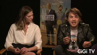 Nonton Emile Hirsch & Analeigh Tipton: All Nighter, Hipsters, & Dating Film Subtitle Indonesia Streaming Movie Download