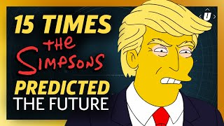Video 15 Times The Simpsons Predicted The Future MP3, 3GP, MP4, WEBM, AVI, FLV Juni 2019