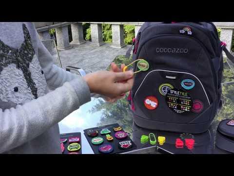Schulrucksack zum selbst-gestalten - coocazoo - Schulrucksack im Test