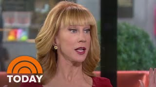 Kathy Griffin Talks Replacing Joan Rivers On Fashion Police | TODAY
