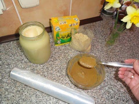 Обертывания горчица и мед в домашних условиях
