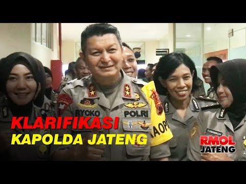 Kapolda Jateng Bantah Halangi Mahasiswa Demo ke Jakarta