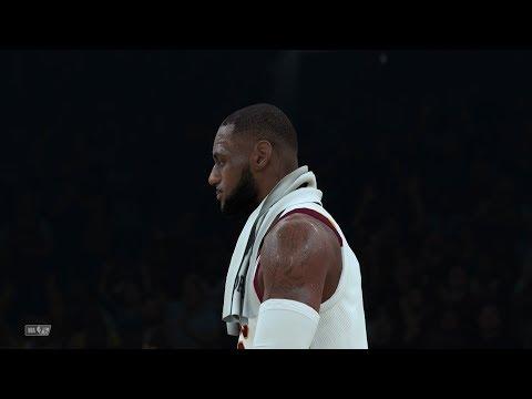 NBA 2k18: My GM - Cleveland Cavaliers