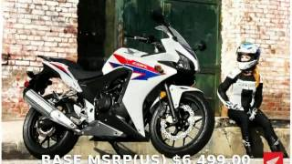 2. 2013 Honda CBR 500R ABS -  Top Speed Specs Info Dealers Engine motorbike Details superbike