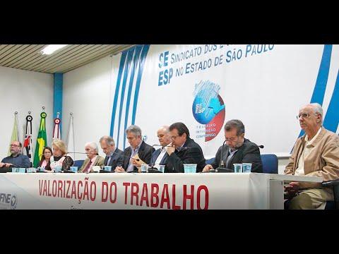Agência Sindical – Ex-ministros debatem valorização do trabalho
