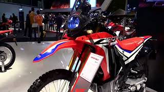 5. 2019 Honda CRF250 Rally ABS Complete Accs Series Lookaround Le Moto Around The World