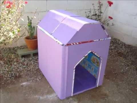Casetas para perros de plastico videos videos for Casetas de plastico