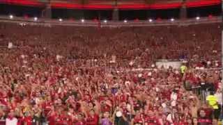 http://bit.ly/oculosinsonia-- Flamengo 3 X 1 Emelec - Libertadores da América 2014 quase 40 mil torcedores no Maracanã...