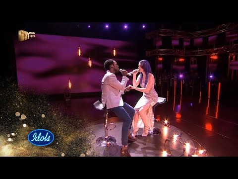 Top 3 Reveal Duet: Micayla & Luyolo  – 'Almost Is Never Enough' – Idols SA   S15   Mzansi Magic