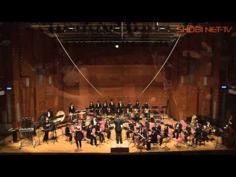 アルト・サクソフォーンとバンドのための「アリオーソとプレスト」 / J.C.Barnes