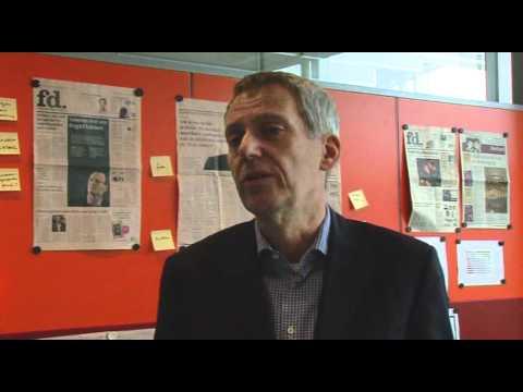 Jan Bonjer vertelt over zijn rol als hoofdredacteur