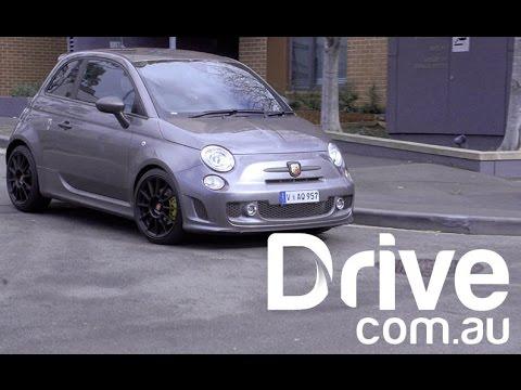 Fiat 595 Abarth Competizione Review | Drive.com.au