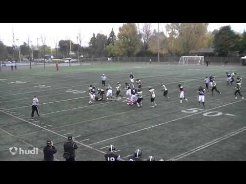 Samuel Makwanda #5 RB Highlights 2014 (HD)