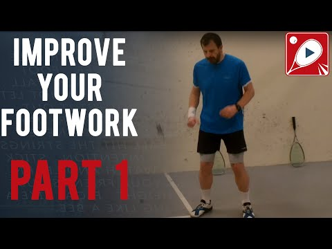 Improve Your Footwork: Part 1► Conditioning ★Fitness & Movement★