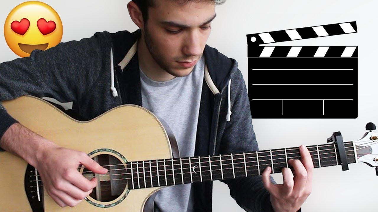 10 Beautiful Movie Songs to play on Guitar (FINGERSTYLE)