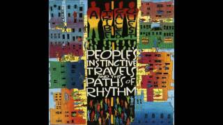 A tribe called quest first albumPeople's Instinctive Travels and the Paths of RhythmTRACKLIST :1.] Push it Along - 0:00 - 7:43 2.] Luck of Lucien - 7:43 - 12:18 3.] After Hours - 12:18 - 16:58 4.] Footprints - 16:58 - 20:57 5.] I Left My Wallet in El Segundo - 20:57 - 25:06 6.] Public Enemy - 25:06 - 28:56 7.] Bonita Applebum 28:56 - 32:47 8.] Can I Kick it - 32:47 - 36:59 9.] Youthful Expression 36:59 - 41:56 10] Rhythm - 41:56 - 45:58 11.] Mr. Muhammad 45:58 - 49:31 12.] Ham 'N' Eggs - 49:33 - 55:03 13.] Go Ahead in The Rain - 55:03 - 59:01 14.] Description of a Fool - 59:01