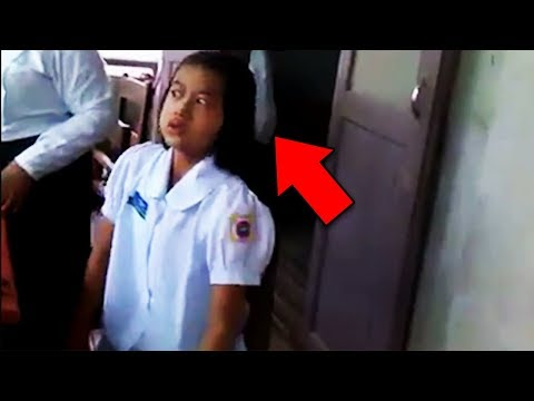 13 Scariest Ghost Sightings Caught At Schools